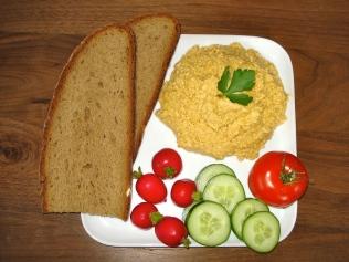 26. Angemachter Camembert- Obatzder