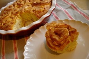 45. Zimtschnecken mit Apfel