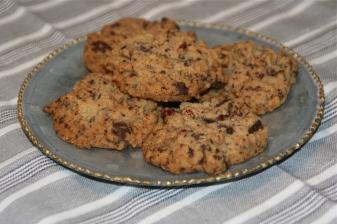 64. Schoko-Pecan Cookies