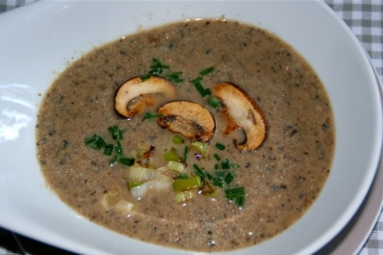 104. Pilzsuppe