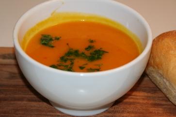 110. Kürbissuppe-asiatisch inspiriert