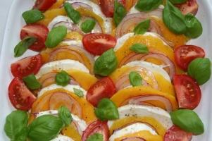 148. Frisch und fruchtig : schneller Mangosalat