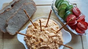 26.Angemachter Camembert-Obatzder Obatzder